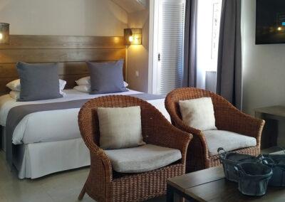 Interiorismo Habitación matrimonio moderno Cartagena
