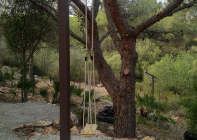 Diseño jardin Tarragona