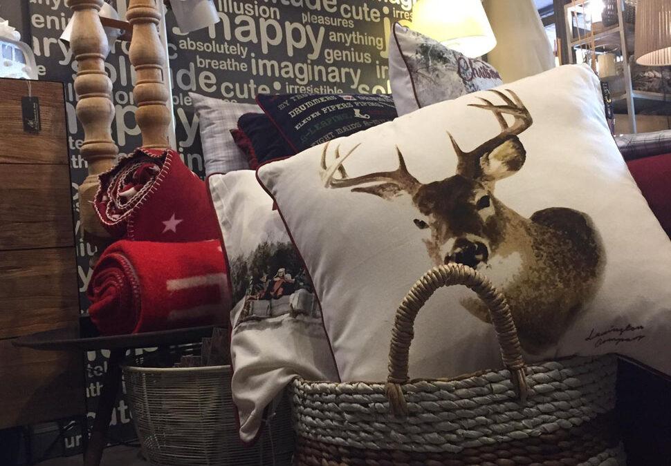 La ilusión de la Navidad en la decoración