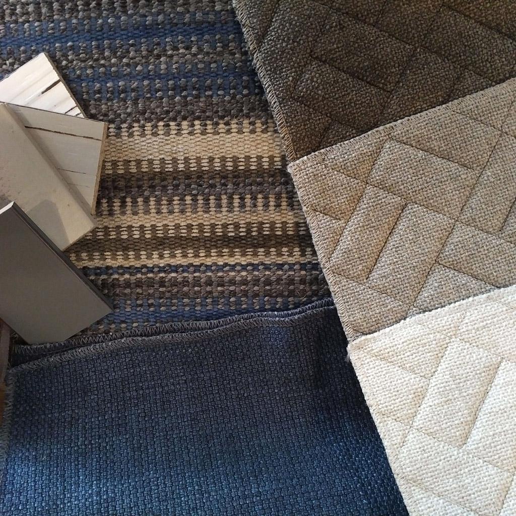 Coordinado tejinos en algodón, algodón lavado y alcolchado