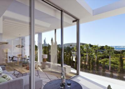 3 vista exterior desde la terraza