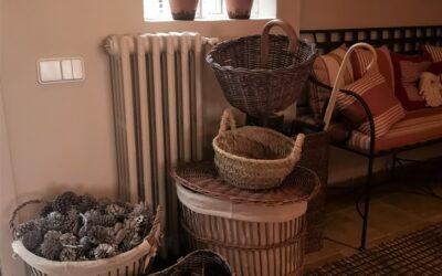 Muebles de Mimbre y Fibras naturales