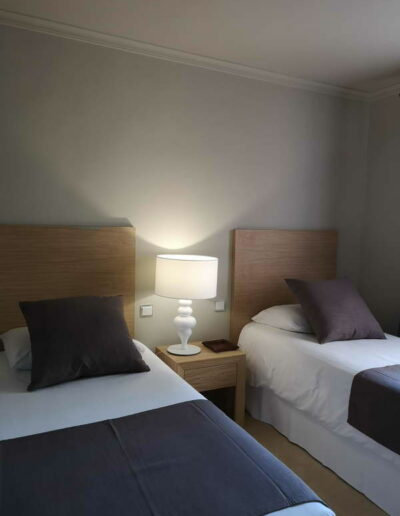 Dormitorio - Después de la Reforma