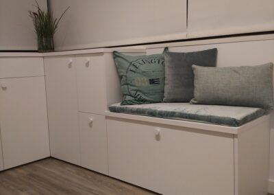 Mueble a medida para dormitorio en Cambrils