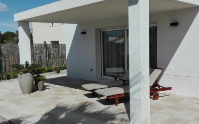 El Exterior de una vivienda