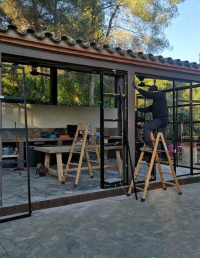 Estudio de Arquitectura: Invernadero en Cala Romana (Tarragona).
