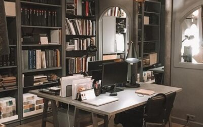 Escritorios: la oficina en casa