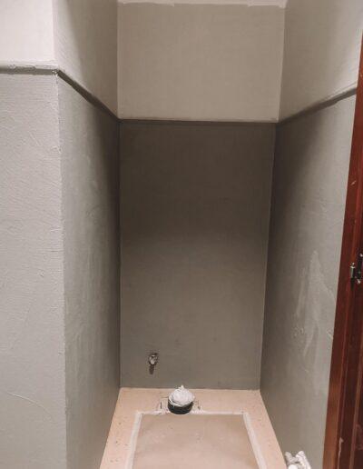 baño de cortesía